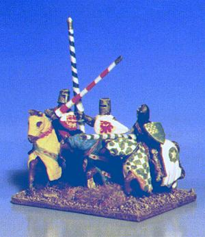 Knights of the Hundred Years War (15 mm, Essex)